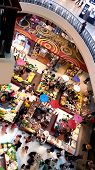 picture of department store  - CHIANGMAI THAILAND  - JPG
