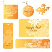Honey backgrounds