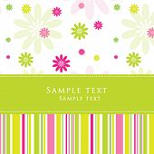 stock photo of wedding invitation  - Greeting card with copy space - JPG