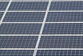 Electric Powerplant, Photovoltaic Panel Module, Czech Republic poster