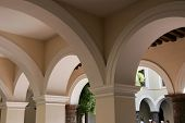 Colonial Spanish Arches