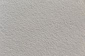 Textures Of Decorative Facade Plasters. Multi-colored Exterior Facing Plaster. poster