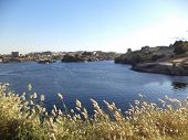 River Nile, Aswan, Egypt, North Africa, Africa