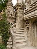 image of cheval  - Postman Chevals Ideal Palace in Hauterives Drome France - JPG