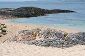 foto of galway  - Beautiful view on Coral Beach Carraroe Co - JPG