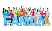 stock photo of family bonding  - Multi - JPG