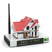 picture of fi  - Home wireless network - JPG