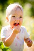 picture of cute baby  - Happiness  - JPG