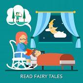 image of fairy  - Read fairy tales - JPG