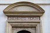 picture of memento  - the inscription  - JPG