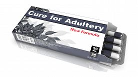 stock photo of debauchery  - Cure for Adultery  - JPG