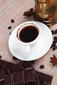 stock photo of mug shot  - sweet hot drink  - JPG