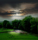 pic of landscapes beautiful  - Moody Landscape - JPG