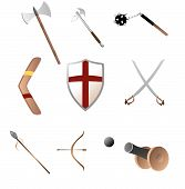 Medival And Primitave Weapons