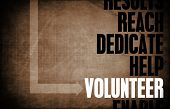 Volunteer Key Concepts as a Helper Abstract