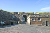 picture of william wallace  - Stirling Castle in Scotland UK - JPG