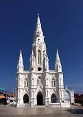 stock photo of kanyakumari  - Catholic Church  - JPG