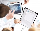 pic of medical examination  - healthcare - JPG
