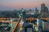 foto of cbd  - Bangkok Central Business District  - JPG