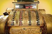image of cash register  - Old - JPG