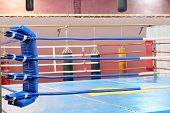 stock photo of boxing ring  - The image of Boxing Ring - JPG