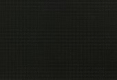 picture of smart grid  - full frame wallpaper of black regular grid of plastic texture bubble - JPG