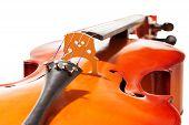 pic of cello  - Close - JPG