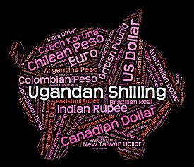 picture of shilling  - Ugandan Shilling Meaning Foreign Currency And Exchange - JPG