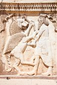 picture of shiraz  - Persian soldier bas - JPG