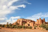 The Kasbah of Ait Benhaddou, Morocco