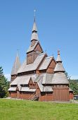 Stave Church,Hahnenklee,Harz Mountain