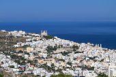 Постер, плакат: Сирос остров в Греции