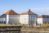 Nymphenburg Palace, The Summer Residence Of The Bavarian Kings