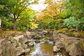 picture of kanto  - Oyokogawa Shinsui public Park in Sumida districts - JPG