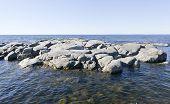 image of gneiss  - Rocks - JPG