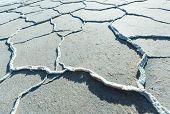 image of salt mines  - Salt desert in the Jujuy Province - JPG