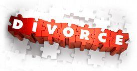 stock photo of split ends  - Divorce  - JPG