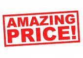 Постер, плакат: Amazing Price