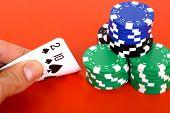 image of deuce  - ten deuce of spades - JPG