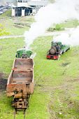 picture of former yugoslavia  - steam freight trains - JPG