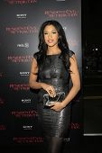 LOS ANGELES - SEP 12: Kali Hawk  at the LA premiere of 'Resident Evil: Retribution' at Regal Cinemas