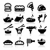 Food  type Icons