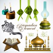 picture of jawi  - 3D Ramadan Element - JPG