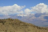 picture of aconcagua  - Aconcagua In The Andes Argentina Near Mendoza - JPG