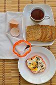 image of bullseye  - Egg  - JPG