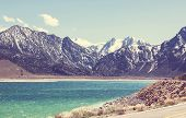 picture of olympic mountains  - Olympic National Park  landscapes - JPG