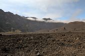 picture of chan  - Volcano landscape at Chan Das Caldeiras found on the island of Fogo part of the archipelago of Cape Verde - JPG