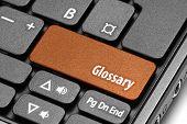 foto of glossary  - Glossary - JPG