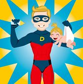 Super Hero Dad