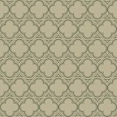 Gothic Rosette Seamless Pattern. Popular Architectural Motiff In Medieval European Art. Element For  poster